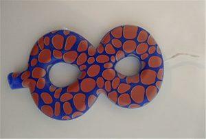 Exemple de bougie 1 d'une imprimante UV de format A2