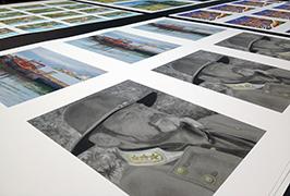 Papier photo imprimé par une imprimante à solvant écologique de 1,8 m (6 pieds) WER-ES1802 2
