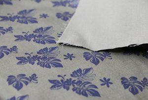 Échantillon d'impression 2 de textile par la machine d'impression numérique de textiles WER-EP7880T