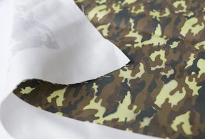 Echantillon 3 pour impression sur textile de la machine d'impression textile numérique WER-EP7880T