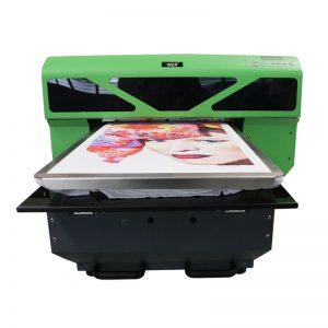 Taille A2 de DTG directement à la machine d'impression WER-D4880T de t-shirt d'imprimante de vêtement