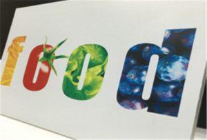 WER-ED2514UV échantillon d'impression d'imprimante uv grand format -2,5x1,3m pour carreaux de céramique