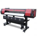 bon marché imprimante vinyle numérique de 3,2 m / 10 pieds, imprimante à jet d'encre dissolvante d'eco de 1440 dpi - imprimante WER-ES1602
