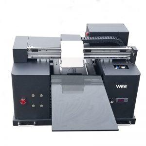 Pas cher prix A3 taille DTG numérique à plat T-shirt direct à l'imprimante de vêtements WER-E1080T