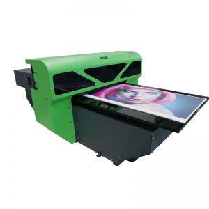 jet d'encre UV bon marché, A2 420 * 900mm, WER-D4880UV, imprimante de cas de téléphone portable