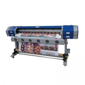Imprimante numérique textile e machine à sublimation jet v22 v25 avec tête d'impression dx5 ou e5113 WER-EW160