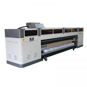 machine d'imprimante à jet d'encre numérique à haute vitesse et haute résolution avec traceur UV de tête d'impression ricoh gen5 WER-G-3200UV