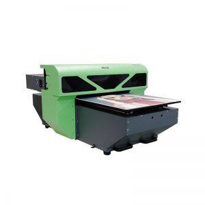 machine d'impression WER-D4880UV de couverture mobile numérique UV de taille de l'imprimante A2 de haute résolution