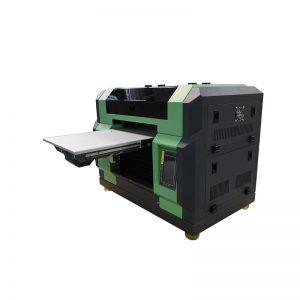 populaire A3 329 * 600mm, WER-E2000 UV, imprimante à jet d'encre à plat, imprimante à carte à puce