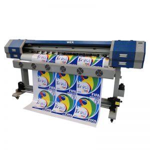 imprimante pour papier de transfert par sublimation imprimante de sports t-shirt WER-EW160